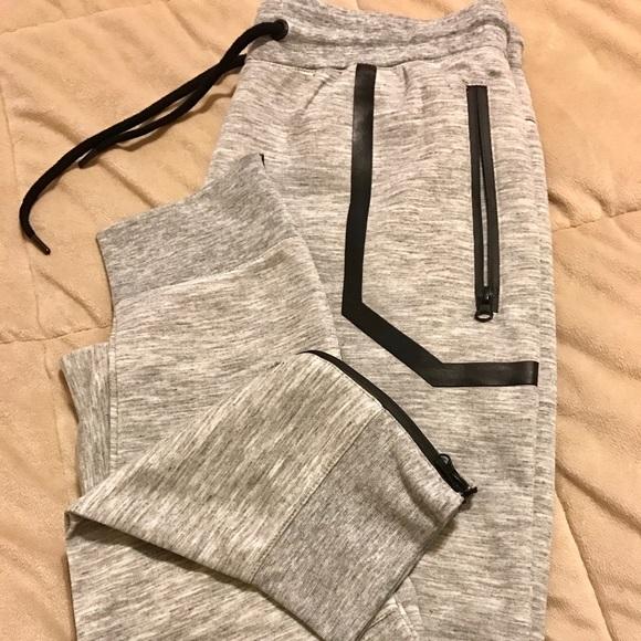 6b1acb34d4 FSBN Pants | Nwot Mens Fashion Joggers Zipper Bottom Size L | Poshmark