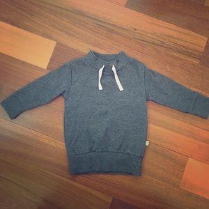 Nui Other - 100% organic cotton sweatshirt tunic