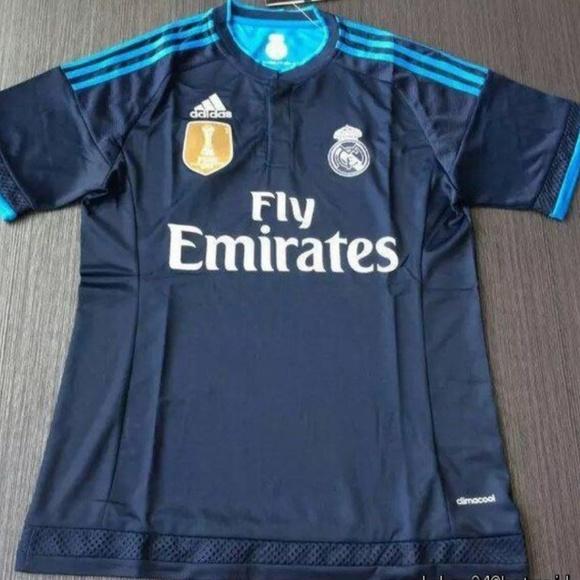 4e5be93caef RONALDO or No NAMESET Real Madrid Jersey. NWT. Adidas