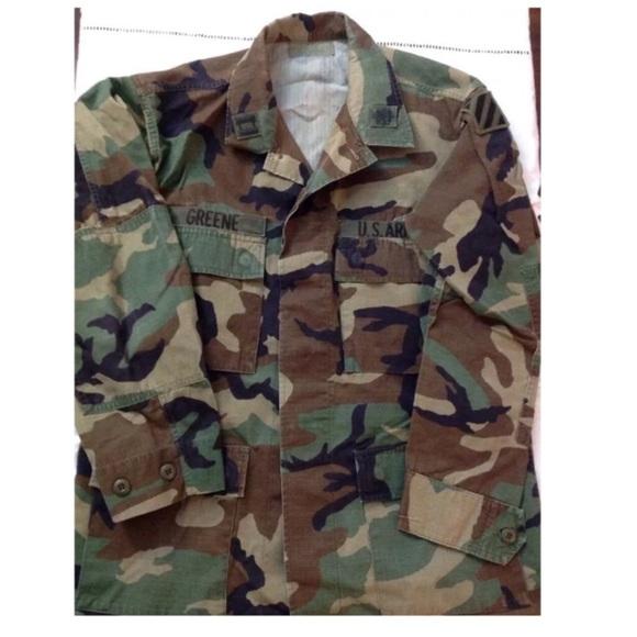 0ef85bbdb7 Jackets & Coats   Army Bdu Military Jacket   Poshmark