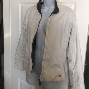 Salomon Jackets & Blazers - Salomon off white jacket
