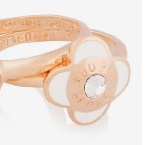 henri bendel Jewelry - Henri Bendel clover ring
