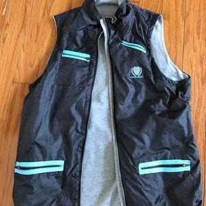 Antigua Jackets & Blazers - Reversible vest