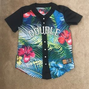 Double Needle Tops - Double Needle Jersey - Size XXL