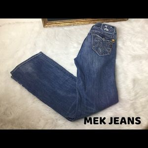 MEK Denim - MEK Jeans.  Sz 28