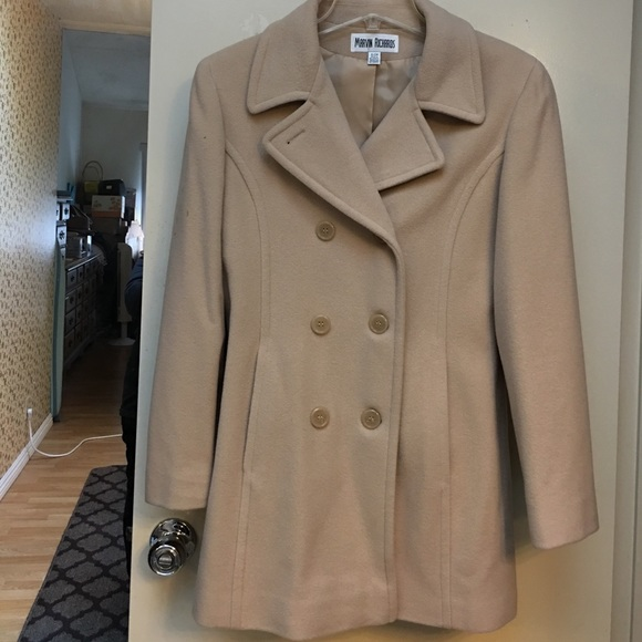 order best online purchase cheap Marvin Richards Jackets & Coats | Wool Blend Coat | Poshmark