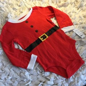 Carter's Other - Santa onesie