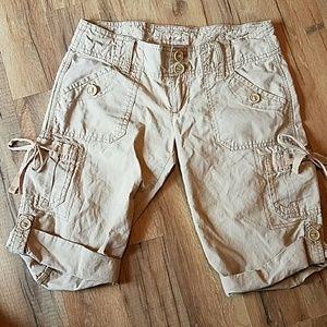 Hollister Bermuda shorts size XS