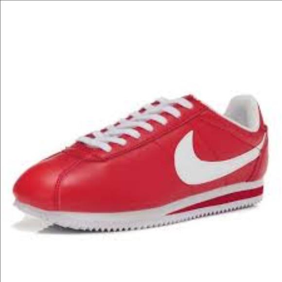 buy online 8bb8c 04b51 Nike Cortez Red Leather. M 58bdbc43522b456d390e8017