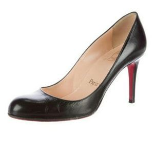 Christian Louboutin  Shoes - Christian Louboutin simple leather pumps