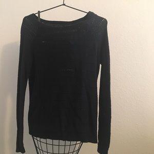BR Black Sweater