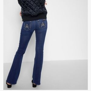 7 For All Mankind Denim - 7 for all mankind A pocket