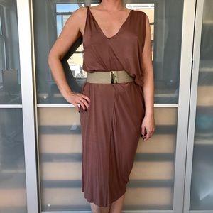 Zero + Maria Cornejo Dresses & Skirts - Zero + Maria Cornejo blush/nude jersey dress