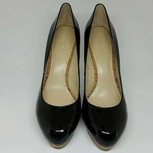 💞New in Box💞 Nine West Patent Faux Leather Heels