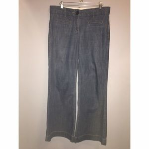 CAbi Flare Jeans Sz 8