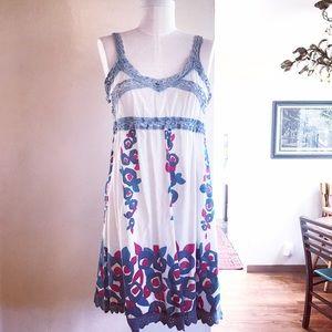 Sans Souci Dresses & Skirts - Sans Souci 100% cotton sundress, size L