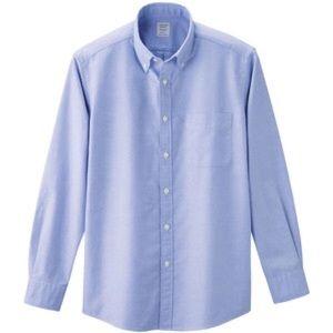 Uniqlo oxford shirt original wash XL