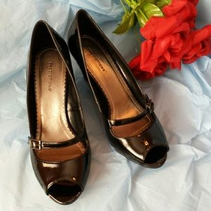 Predictions Shoes - Predictions Ladies Open Toe Dress Shoe NWOT