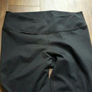 Fabletics Pants - Fabletics black leggings tights, medium