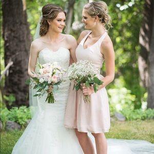 Vera Wang bridesmaid dress !
