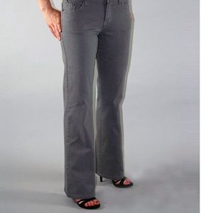 Not Your Daughters Jeans Denim - Not Your Daughters Jeans Grey Jeans