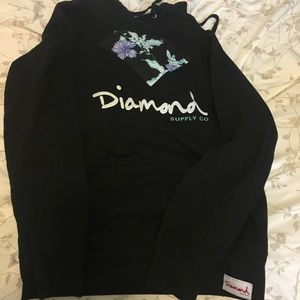 Diamond Supply Co. Tops - Sweatshirt