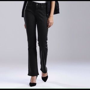 Not Your Daughters Jeans Denim - NYDJ Black Jeans