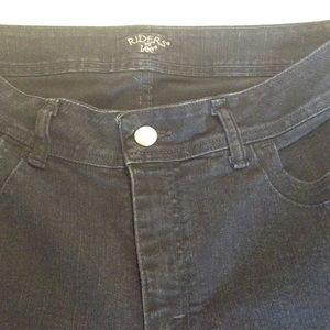 Lee Denim - Lee Riders Black Jeans