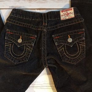True Religion Denim - True religion jeans, courderoy