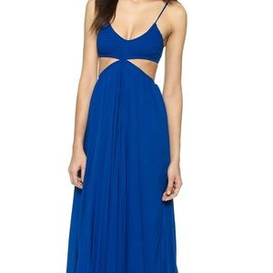 Indah Dresses & Skirts - Indah innocence maxi dress in blue