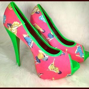 Shoe Republic LA Shoes - Shoe Republic LA 5 Heels