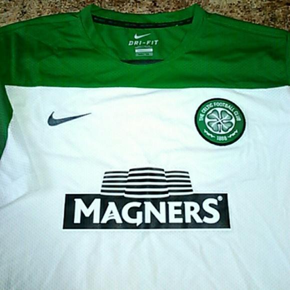 buy online e664e 03c4f Nike Authentic Celtic FC Jersey XXL