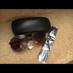 Escada Accessories - Escada Aviator Sunglasses