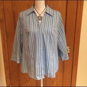 Basic Editions Button Down Shirt