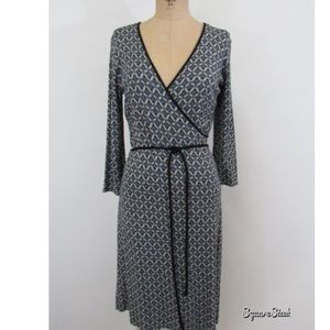 🎉NEW Ann Taylor Loft Faux Wrap Dress Sz 0🎉