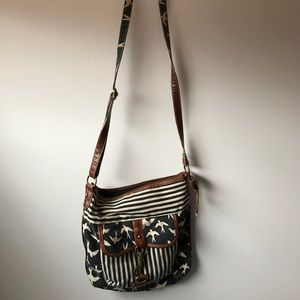 Bird Crossbody Purse
