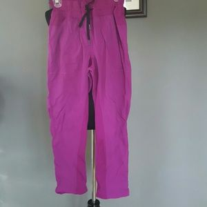 lululemon athletica Pants - Lululemon Purple Workout Pants Size 10