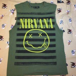 21men Other - Nirvana 21Men Tank Top