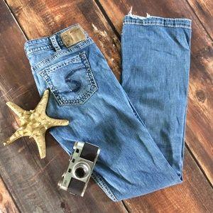 Silver Jeans Denim - Silver Frances jeans
