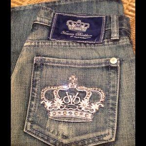 Victoria Beckham Denim - New Victoria Beckham Rock Republic Jeans 27