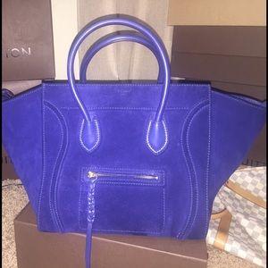 Celine Handbags - Celine Phantom Bag