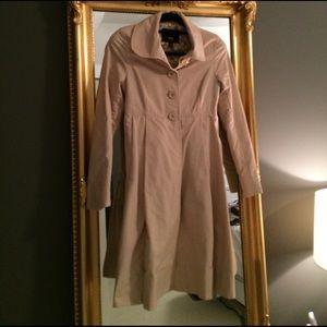 Mossimo Supply Co Jackets & Blazers - A-line khaki trench coat. Xs.