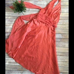 Bari Jay Dresses & Skirts - Knee Length Halter Dress