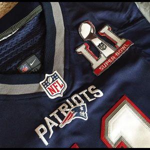 73d8c08c6 Shirts - Patriots Super Bowl 51 Football Jersey EDELMAN  11
