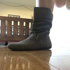 Arizona Jean Company Shoes - Gray Boots
