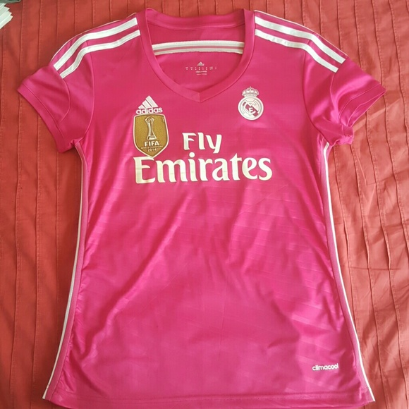 the latest 45bc7 1b7d6 Real Madrid Womens Fan Jersey
