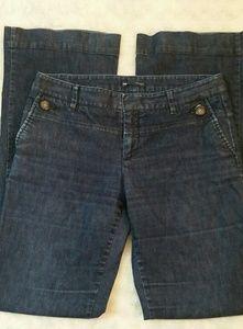 GAP Denim - Gap wide leg jeans