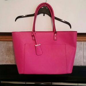 Merona Tote Faux Leather Handbags