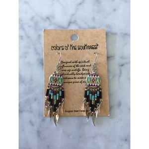 Jewelry - Colors of the Southwest earrings