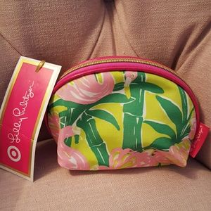 Lilly Pulitzer for Target Handbags - Lilly Pulitzer for Target makeup/cosmetic case